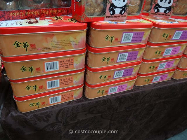 Kam Wah Moon Cakes Costco 5