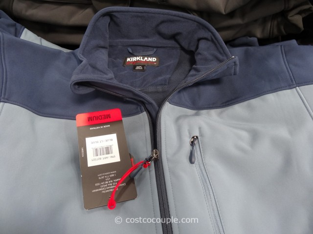 Kirkland Signature Men S Softshell Jacket