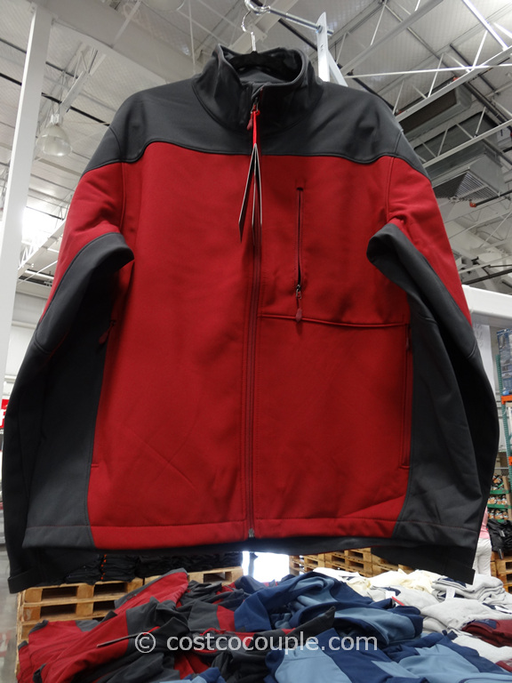 Kirkland Signature Mens Softshell Jacket Costco 6