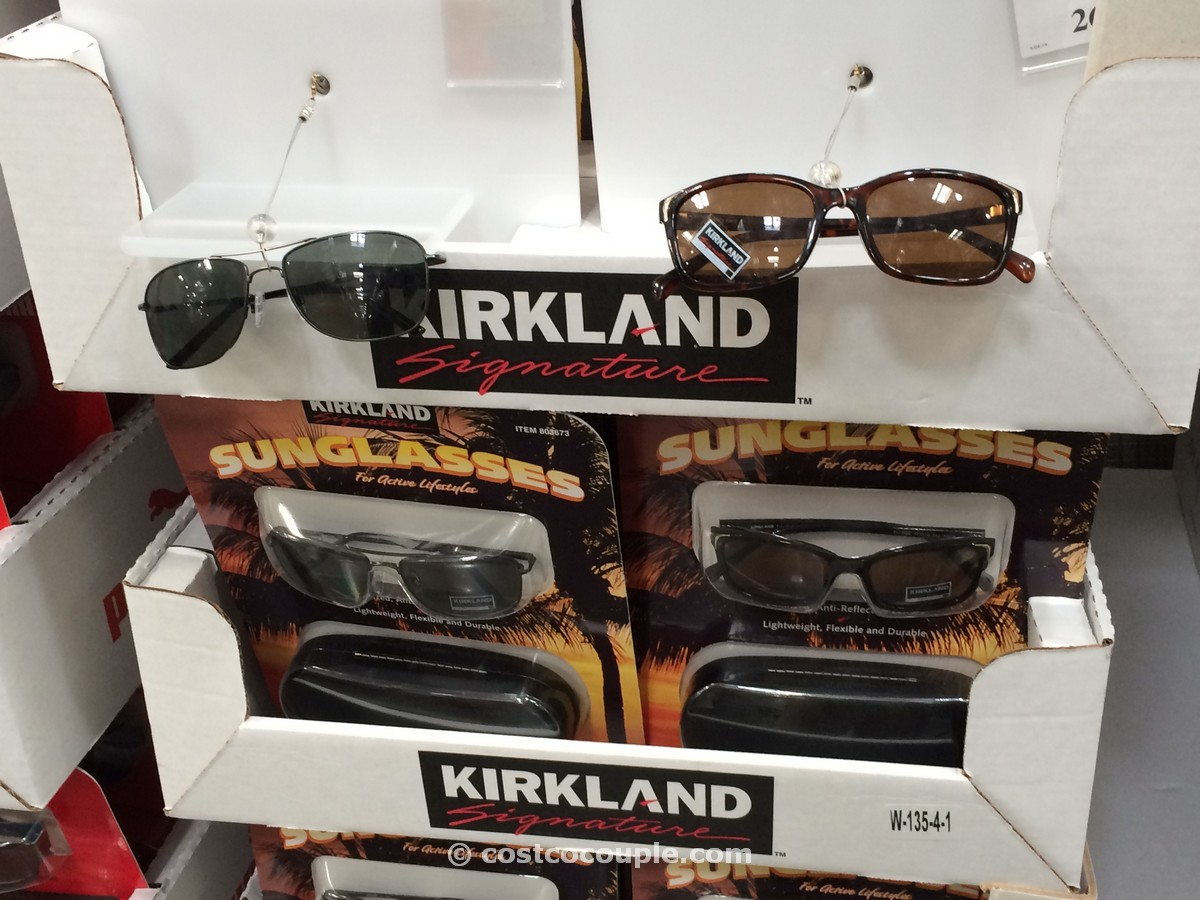 Kirkland Signature Polarized Sunglasses Costco 2