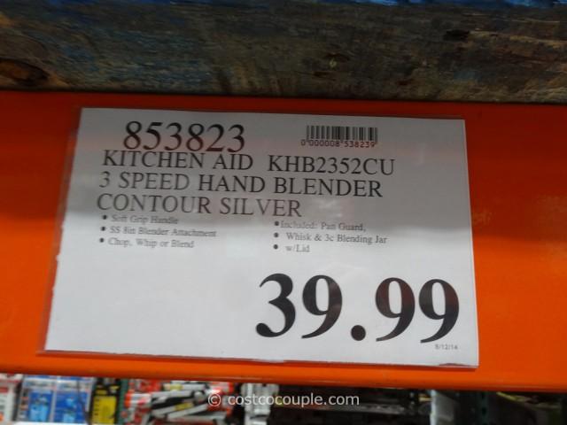 KitchenAid Hand Blender Costco