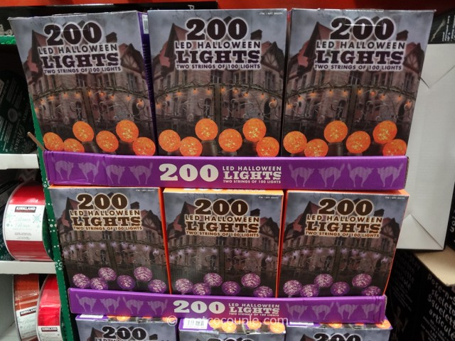 LED Halloween Lights Costco 3