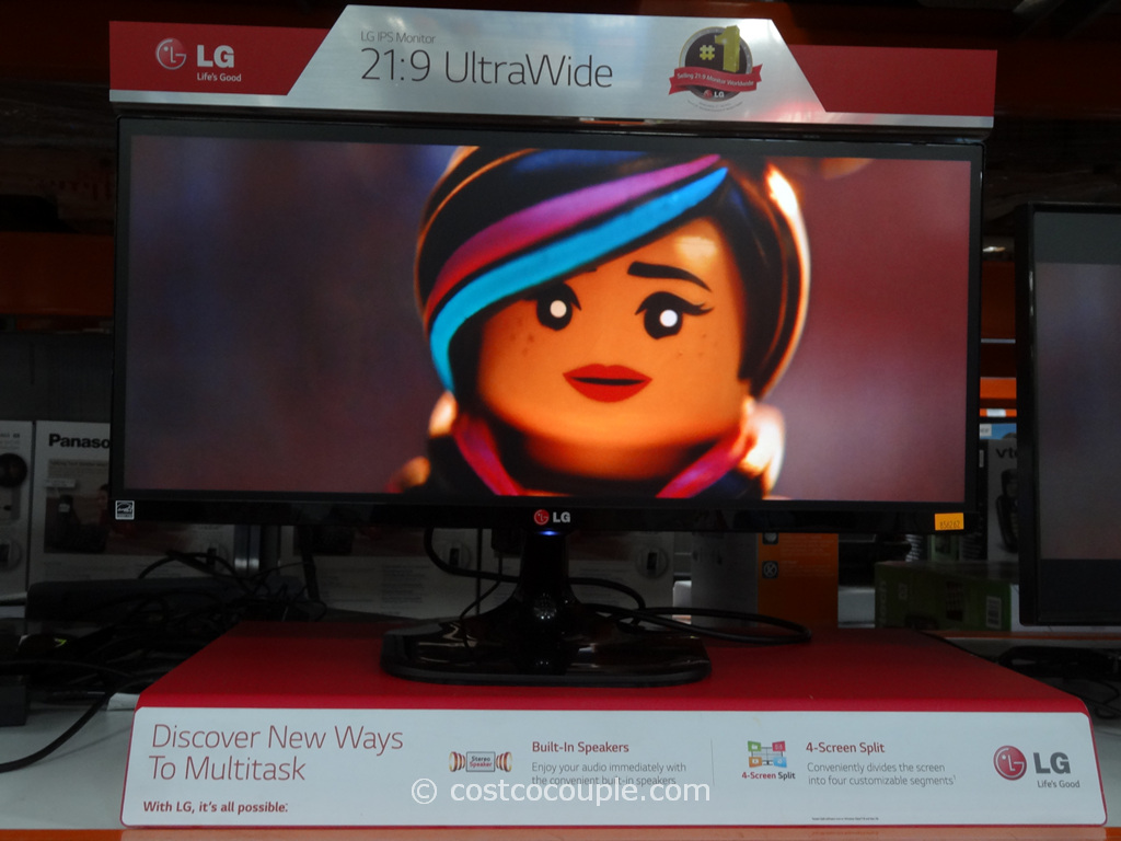 LG 25-Inch LED Ultrawide PC Monitor Costco 2