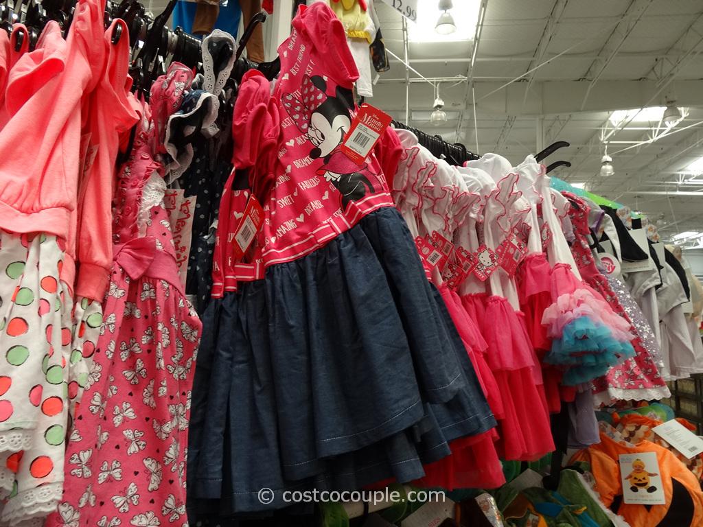 Licensed Girls Dresses Costco 4