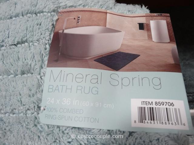 Mineral Spring Bath Rug