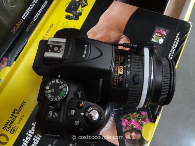 Nikon D5300 Costco 2