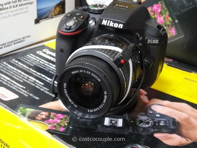Nikon D5300 Costco 3
