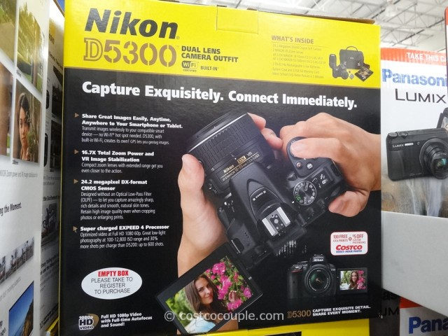 Nikon D5300 Costco 5