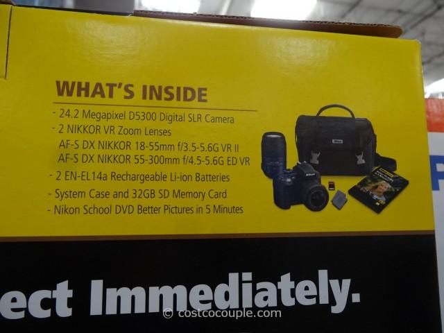 Nikon D5300 Costco 6