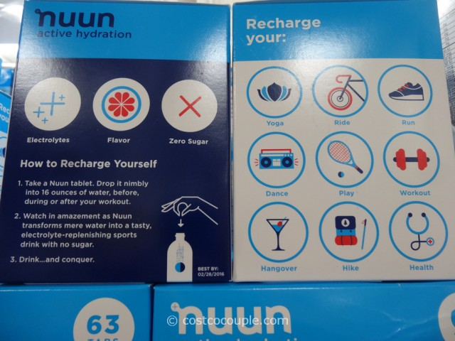 Nunn Active Hydration Tablets Costco 2