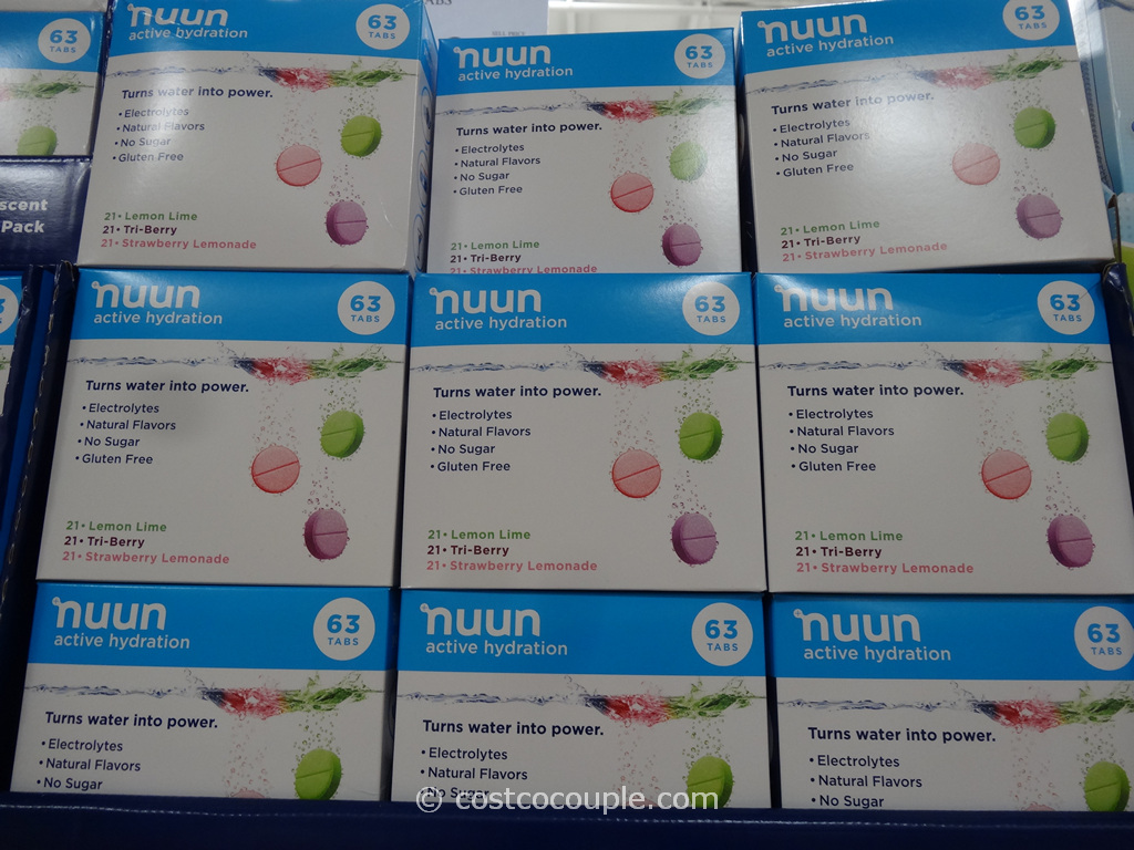 Nunn Active Hydration Tablets Costco 4