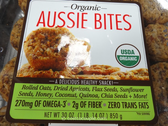 Organic Aussie Bites Costco 5