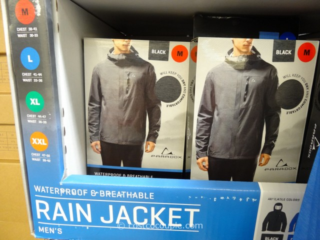 Paradox Men S Rain Jacket
