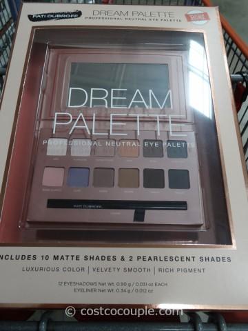 Pati Dubroff Dream Palette Costco 2