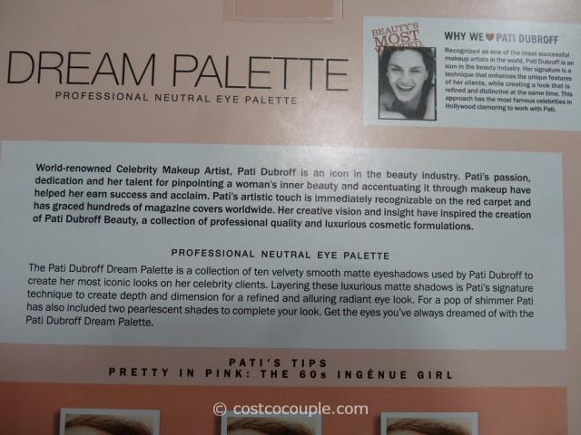 Pati Dubroff Dream Palette Costco 4