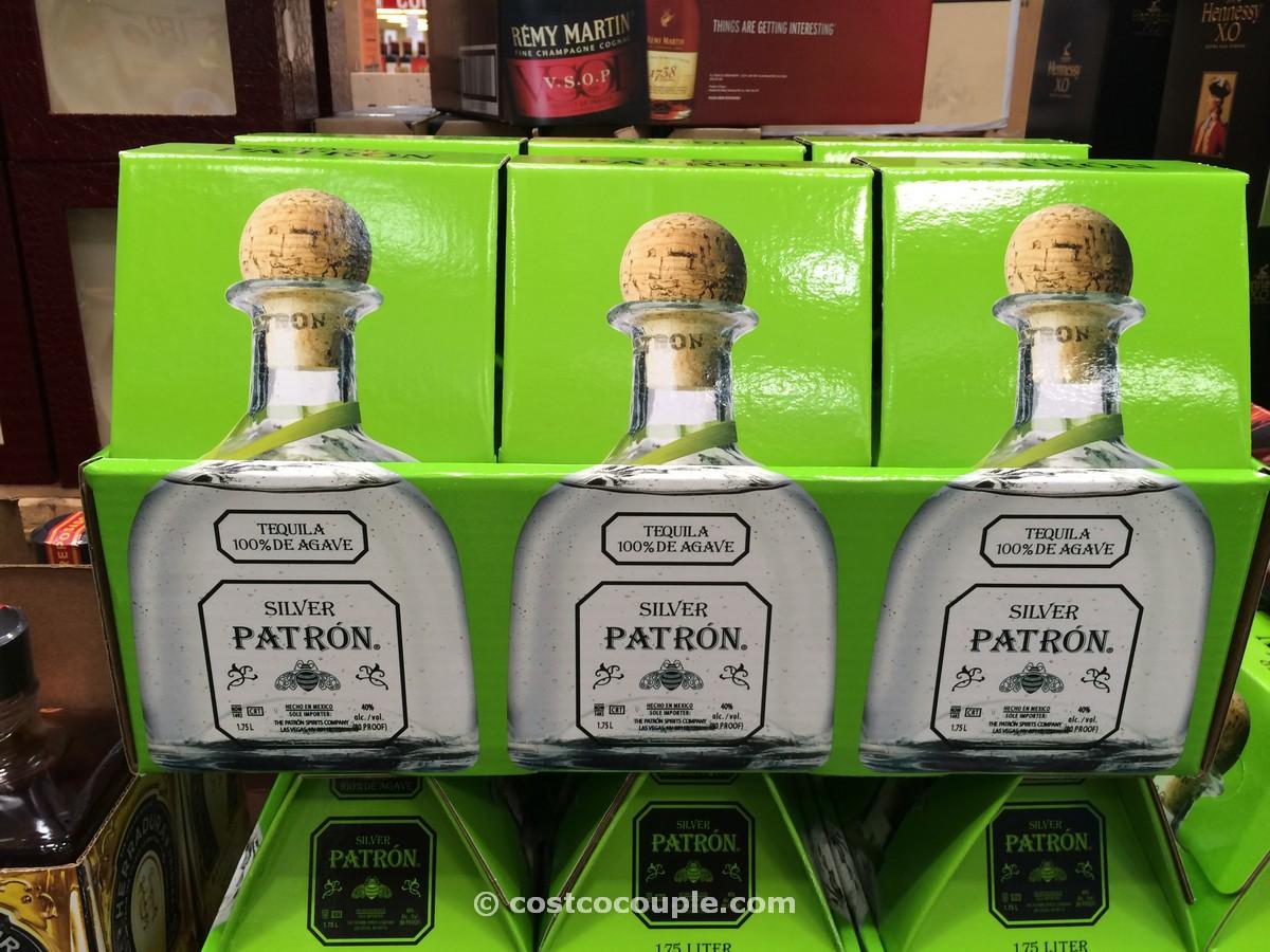 Patron Silver Tequila Costco 1