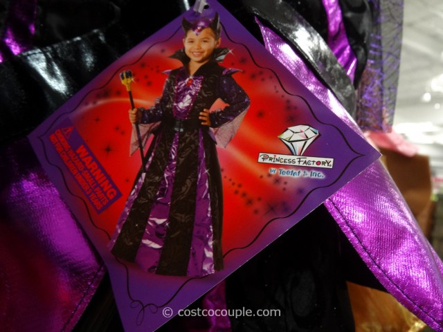 Princess Factory Girls Costumes Costco 2