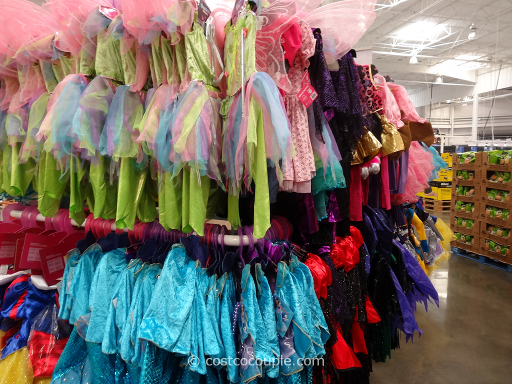 Princess Factory Girls Costumes Costco 7