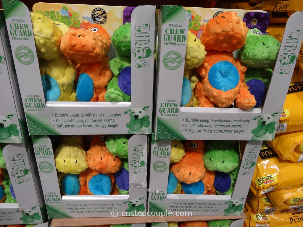 Quaker Pet Group Dinosaur Set Costco 2