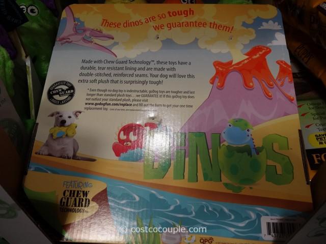 Quaker Pet Group Dinosaur Set
