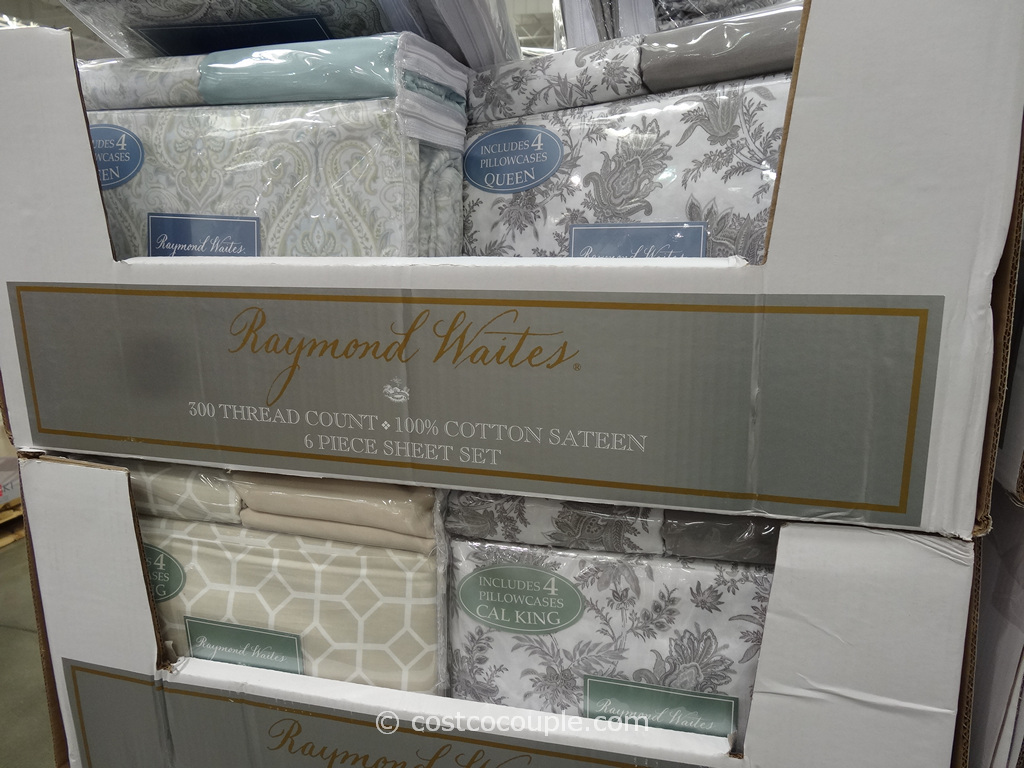 raymond waites sheet set