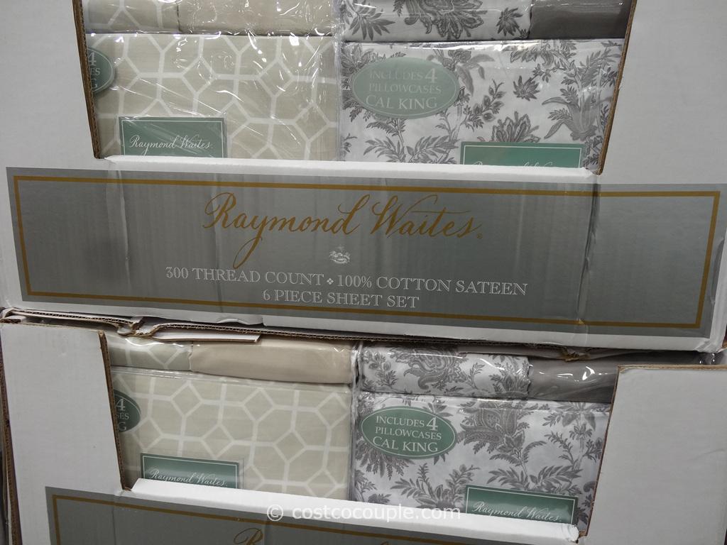 Raymond Waited Sheet Set Costco 4