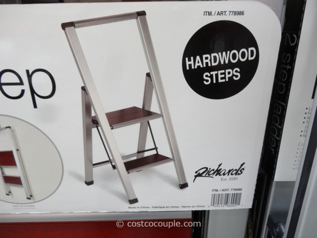 ... Richard Homewares Folding Step Ladder Costco 3 ... & Richard Homewares Folding Step Ladder islam-shia.org