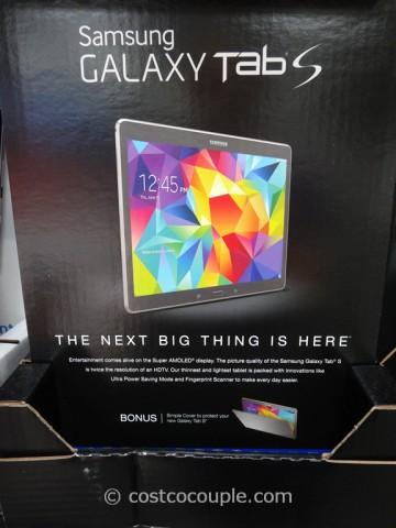 Samsung Galaxy Tab S 10-Inch Tablet Costco 4
