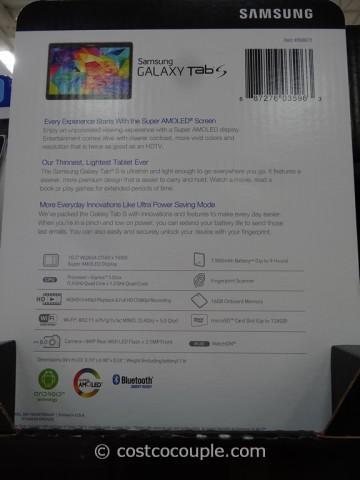 Samsung Galaxy Tab S 10-Inch Tablet Costco 5