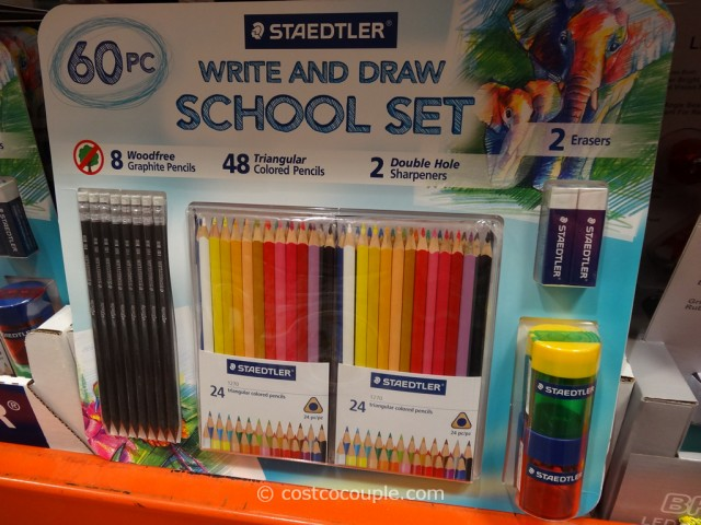 Staedtler Write And Draw School Set