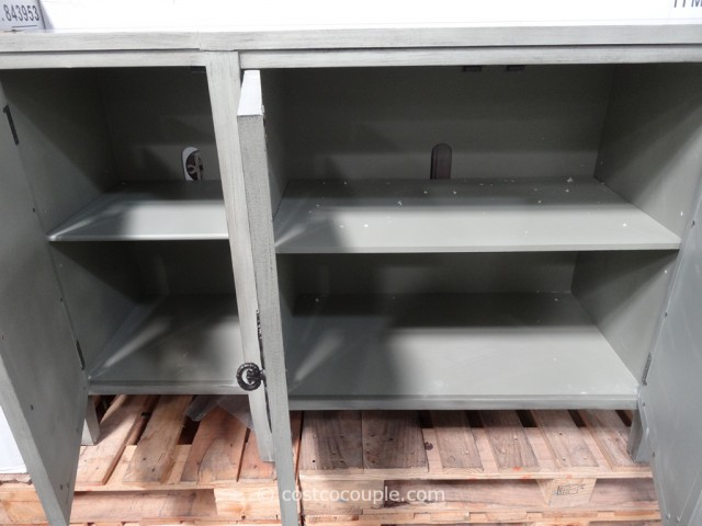 stein world lawrence 4 door cabinet costco 1