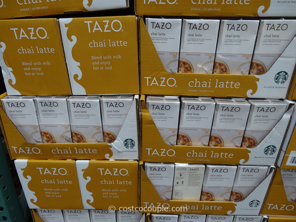 Tazo Tea Chai Latte Costco 1