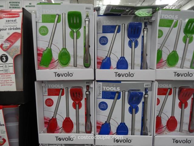 Tovolo 4-Piece Utensil Set Costco 3