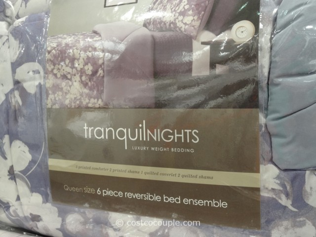 Tranquil Nights Reversible Bed Ensemble