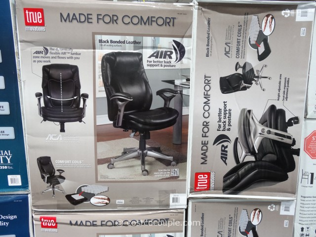 True Innovations Super Task Air Chair Costco 2