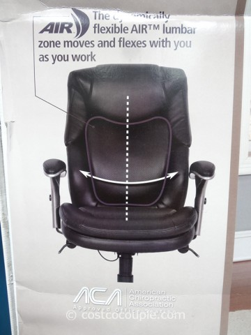 True Innovations Super Task Air Chair Costco 3