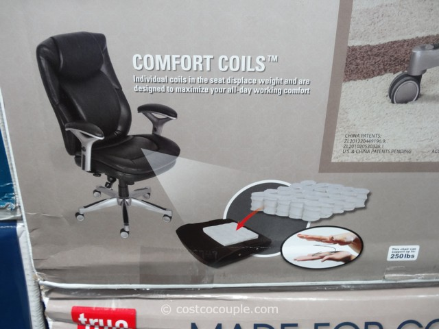 True Innovations Super Task Air Chair Costco 4