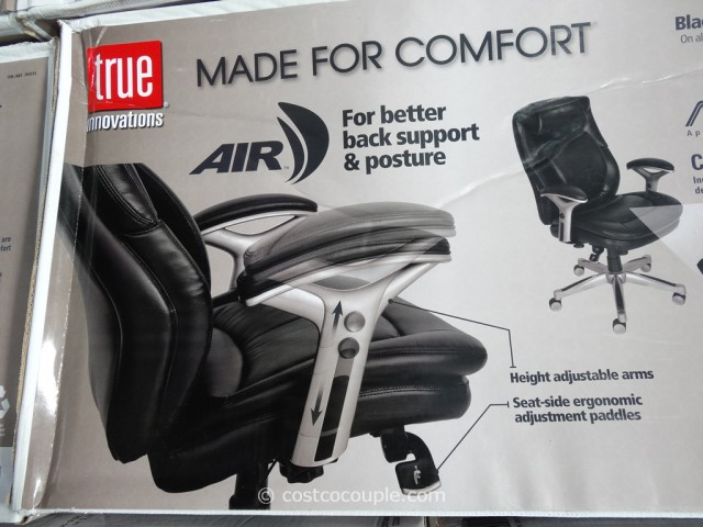 True Innovations Super Task Air Chair Costco 5
