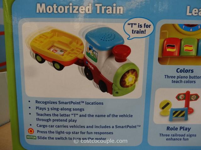 Vtech Go Go Smart Wheels Train Station Playset Instructions