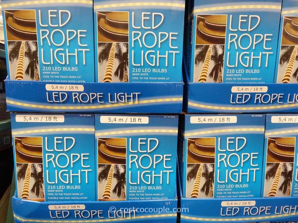 18-Foot LED Rope Light Costco 2