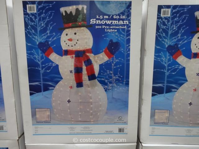 60-Inch Snowman Costco 3
