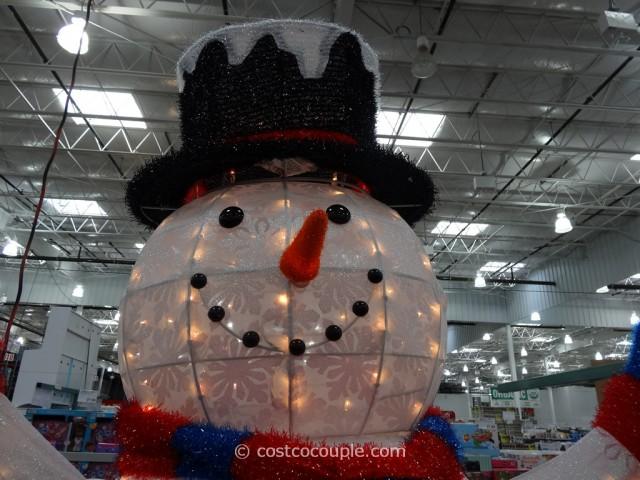 60-Inch Snowman Costco 6