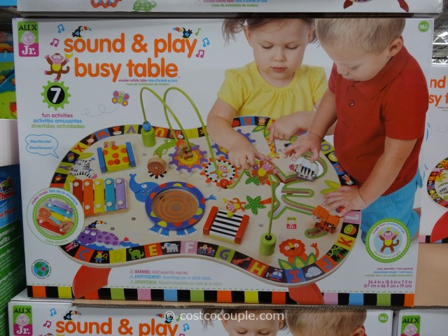 f2337d970 Alex Sound And Play Busy Table - Table Design Ideas