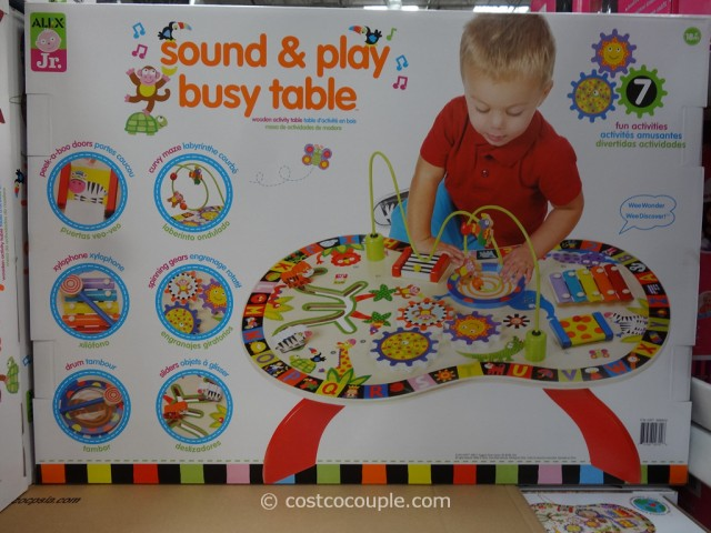 Alex Toys Sound And Play Busy Table