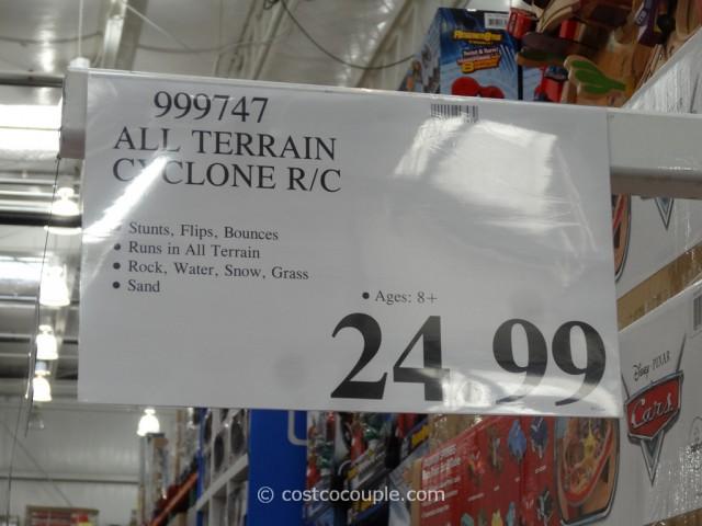 All Terrain Cyclone RC Costco 1