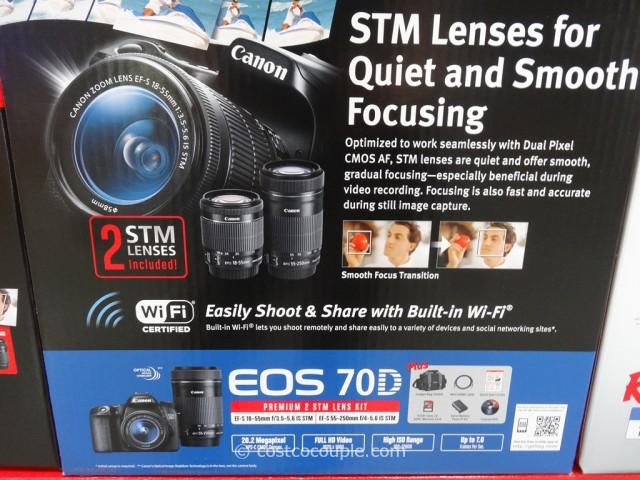 Canon EOS 70D Costco 3