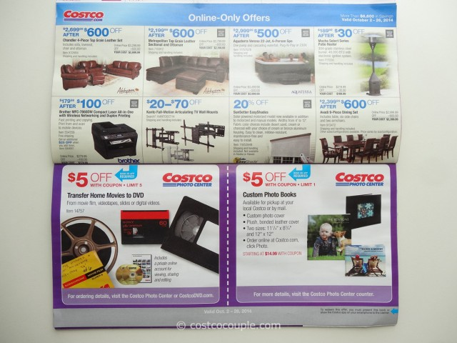 Costco October 2014 Coupon Book 10