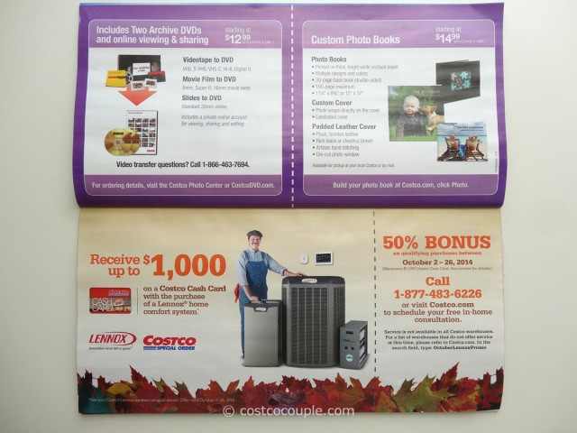 Costco October 2014 Coupon Book 11