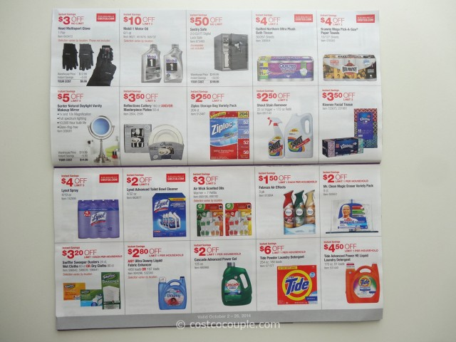 Costco October 2014 Coupon Book 4