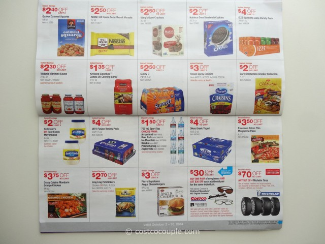 Costco October 2014 Coupon Book 8